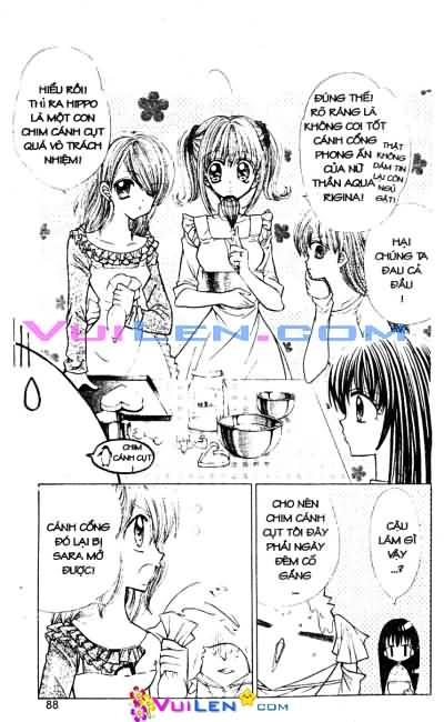 Viên Ngọc Nàng Tiên Cá Chapter 4 - Trang 88