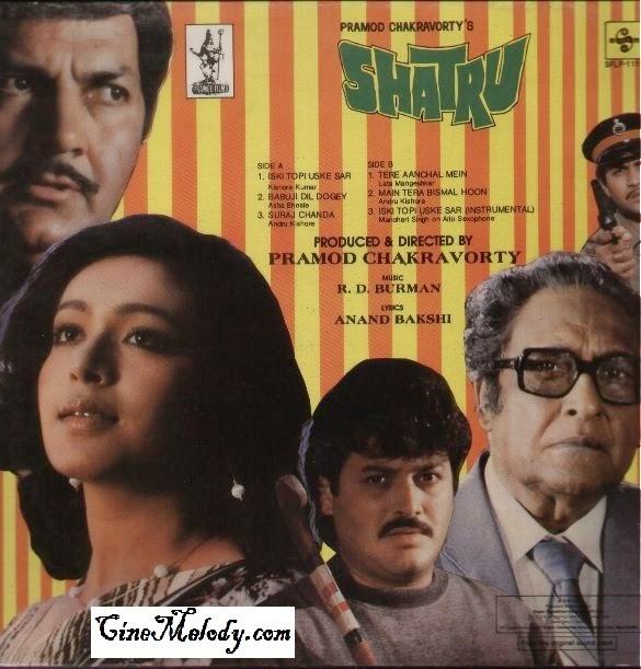 Shatru  1986