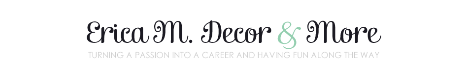 Erica M. Decor & More