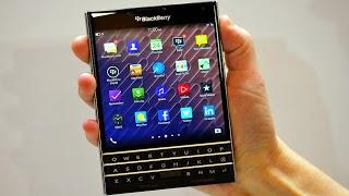 Blackberry Luncurkan Ponsel Pintar Terbaru