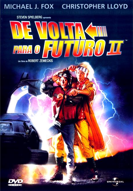 De Volta Para o Futuro II Dublado