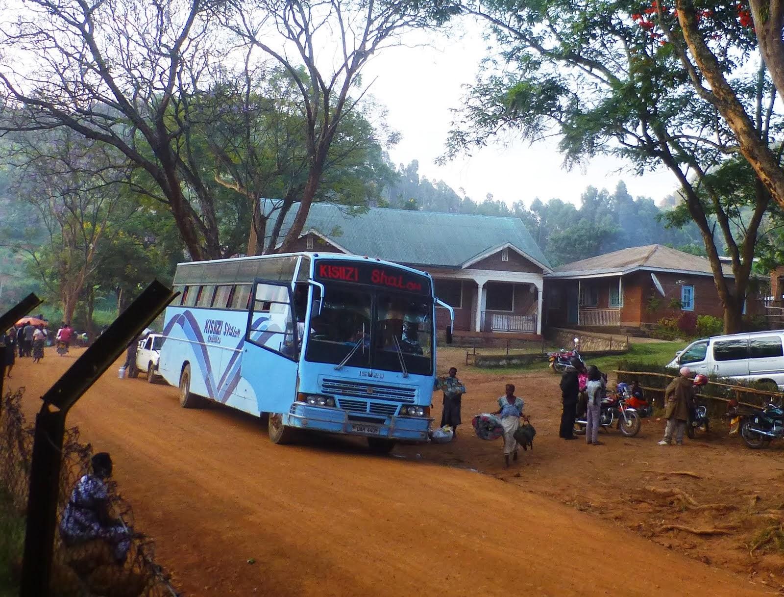 Kisiizi Shalom bus