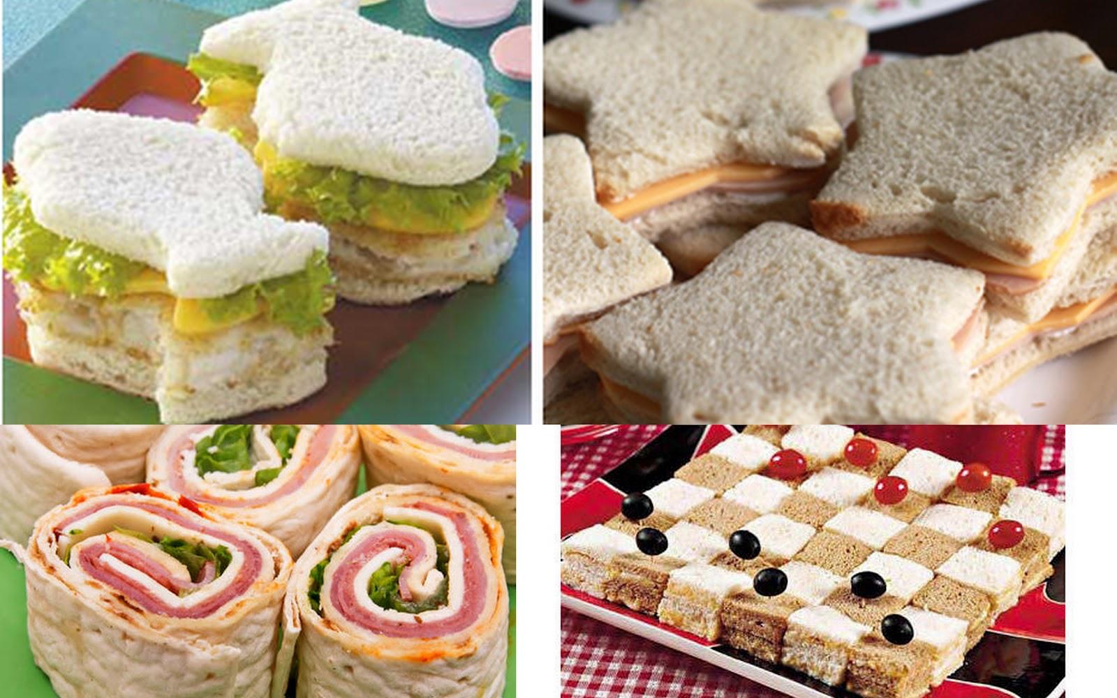 Fiestas con encanto ideas f ciles y divertidas de comida for Ideas para fiestas infantiles