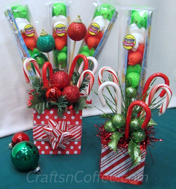 Beyond the fringe it 39 s a holly jolly sleigh ride 3 for Edible christmas gift ideas to make