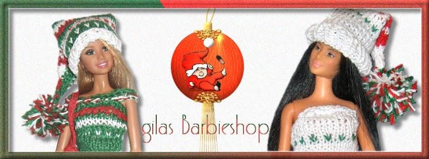 Barbiestickat