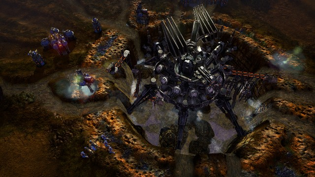 Grey Goo PC Games Screesnhots