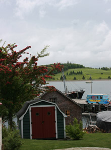 Lunnenburg, Canadá