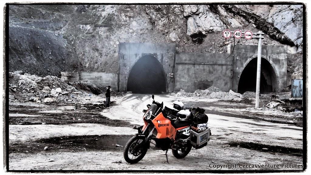 La galleria della Morte ovvero l'Anzob Tunnel in Tajikistan