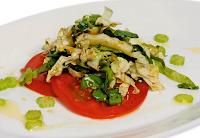 Salada com Toque Oriental (vegana)