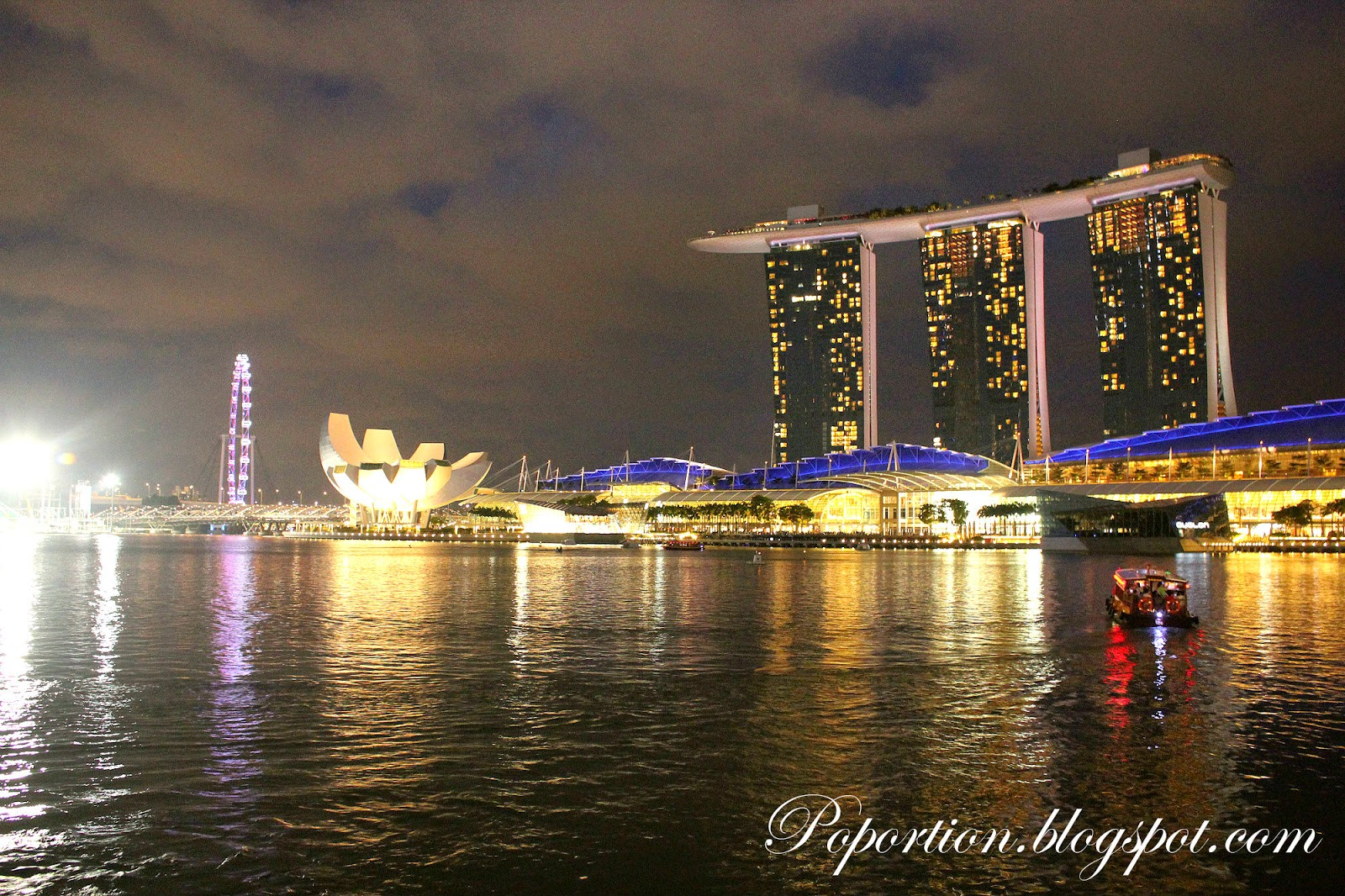 singapore great view where to go