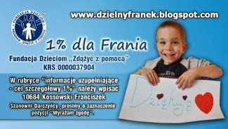 1% dla Frania