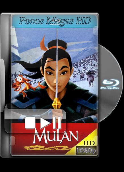 MULAN [BRRIP 1080P] [LATINO AC3 5.1] [1998]