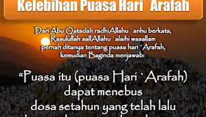 Puasa Sunnah Tarwiyah dan Arafah Beserta Fadhilahnya