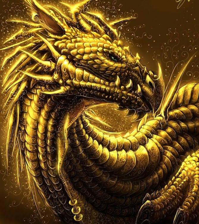 7. GOLDEN DRAGONS