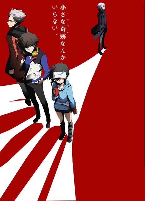 濱虎/超能偵探社 第2季 (Re: ハマトラ, Re: Hamatora)