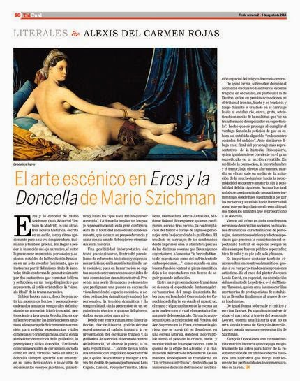 """Sobre """"Eros y la doncella"""""""