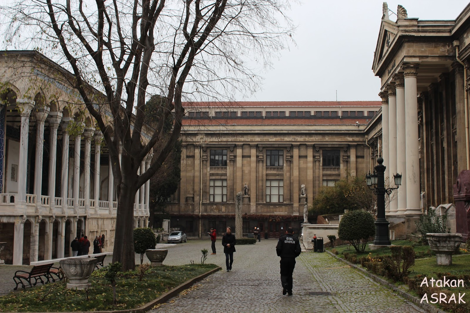 Atakan ASRAK: The Istanbul Archaeological Museums ...