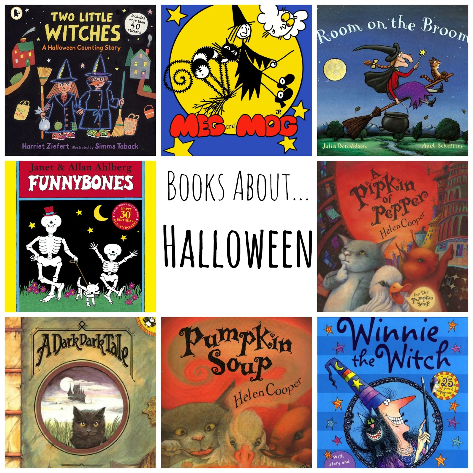 of halloween decorations that seems to get more and more every year so im keeping it simple lets look at some quality childrens picture books to
