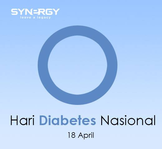Hari Diabetes National 18 April
