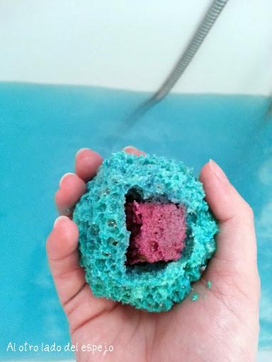 Al otro lado del espejo lush gel de ducha dirty - Bombas de bano lush ...