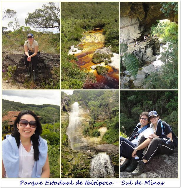 viagem sul de Minas Gerais