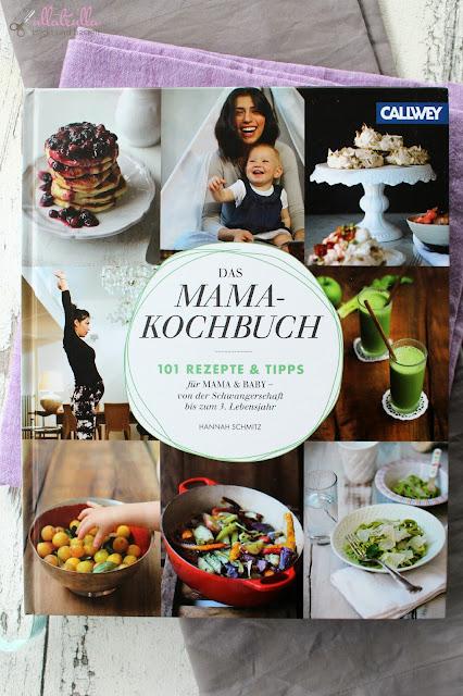 Rezension zum Mama-Kochbuch von Hannah Schmitz