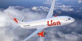 Daftar Harga Tiket Pesawat Lion Air Lebaran 2013 Terbaru