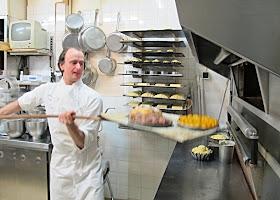 Les cuissons - Pâtisserie Sébastien Dégardin