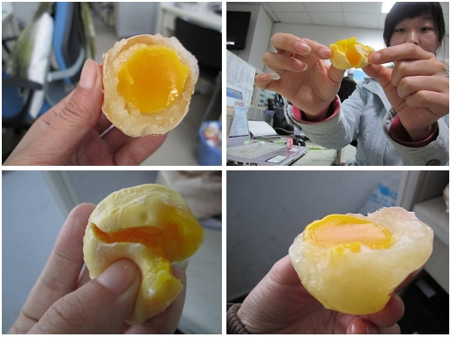 FAKE CHICKEN EGGS SCANDAL