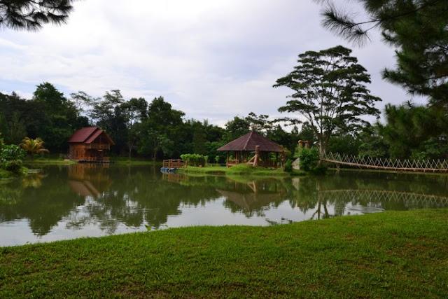 Talaga Cikeas Outbound Bogor
