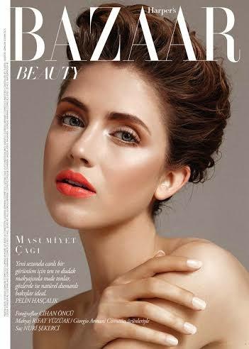 Harpers Bazaar Mayıs 2014