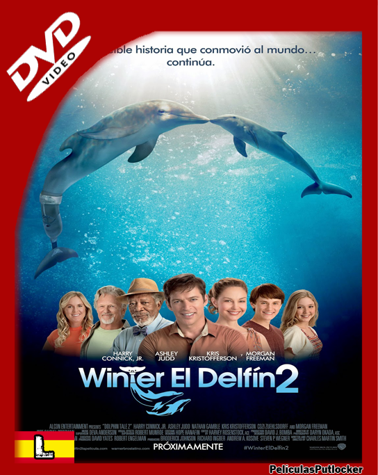 Winter El Delfin 2 [DVDRip][Latino][SD-MG-1F]