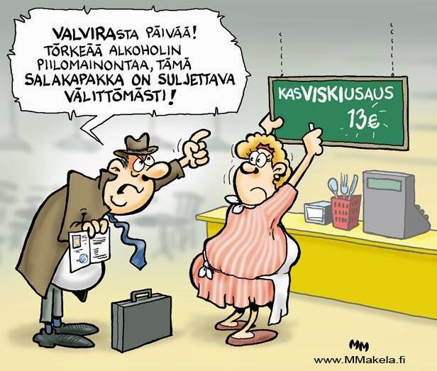 Valvira, Viski, Viskigate, Ohjeet, Tallinna tutuksi, Viranomainen,