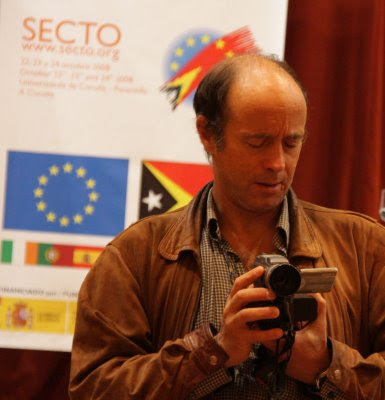 Jornalista que filmou massacre continua em Díli para que sacrifícios tenham resultados