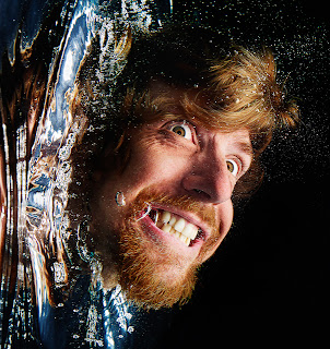 Fish Heads - Homem sorrindo - Tim Tadder