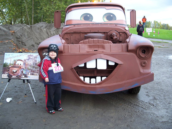 Tow Mater Now for Rent in Portland - Dad Gum