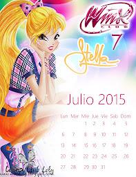 Calendario de Julio 2015