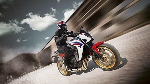 Honda CBR 650F Bikes Images