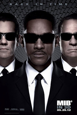 Men In Black 3 MIB3 movie poster