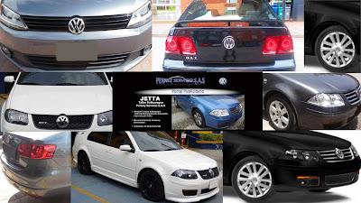 Taller Volkswagen Jetta