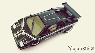 Lamborghini Countach LP500R