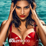 Sonam Kapoor Showing Huge Cleavage Photoshoot