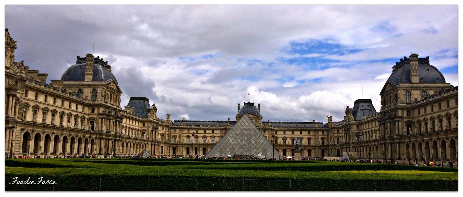 Paris travel review