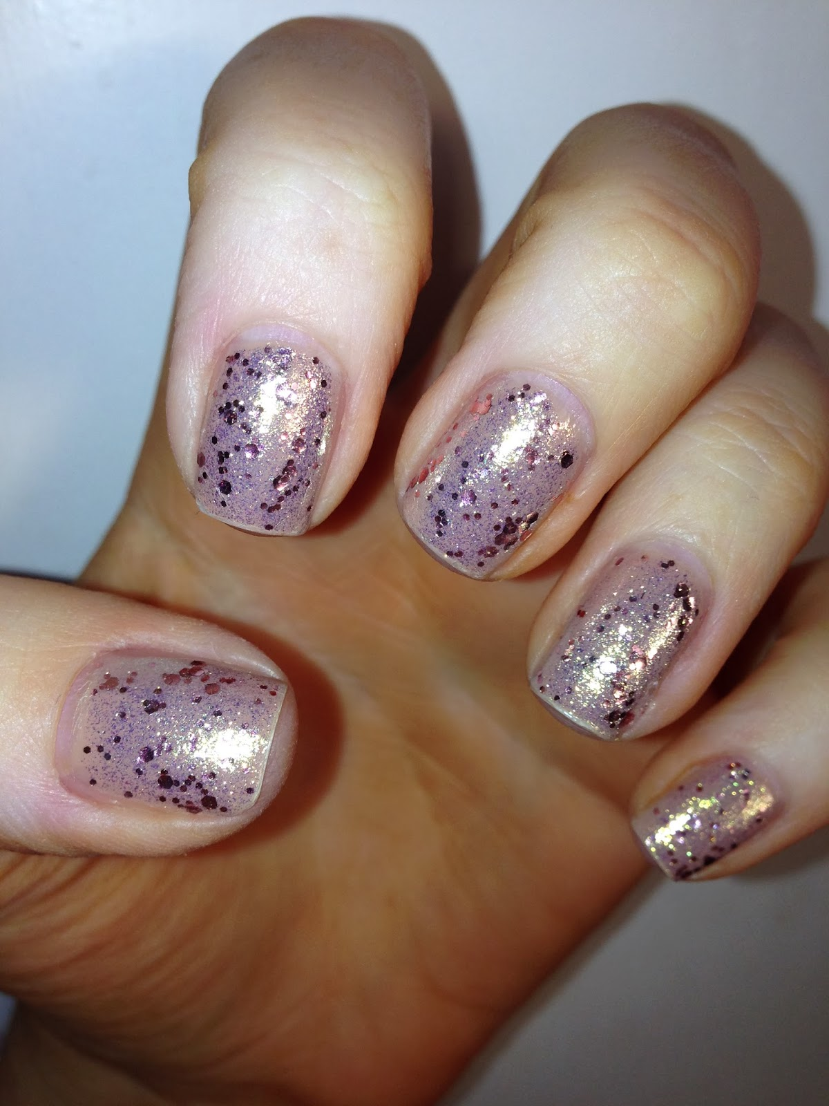 NailsByNumbers: Maybelline Brocade - Knitted Gold - NOTD!