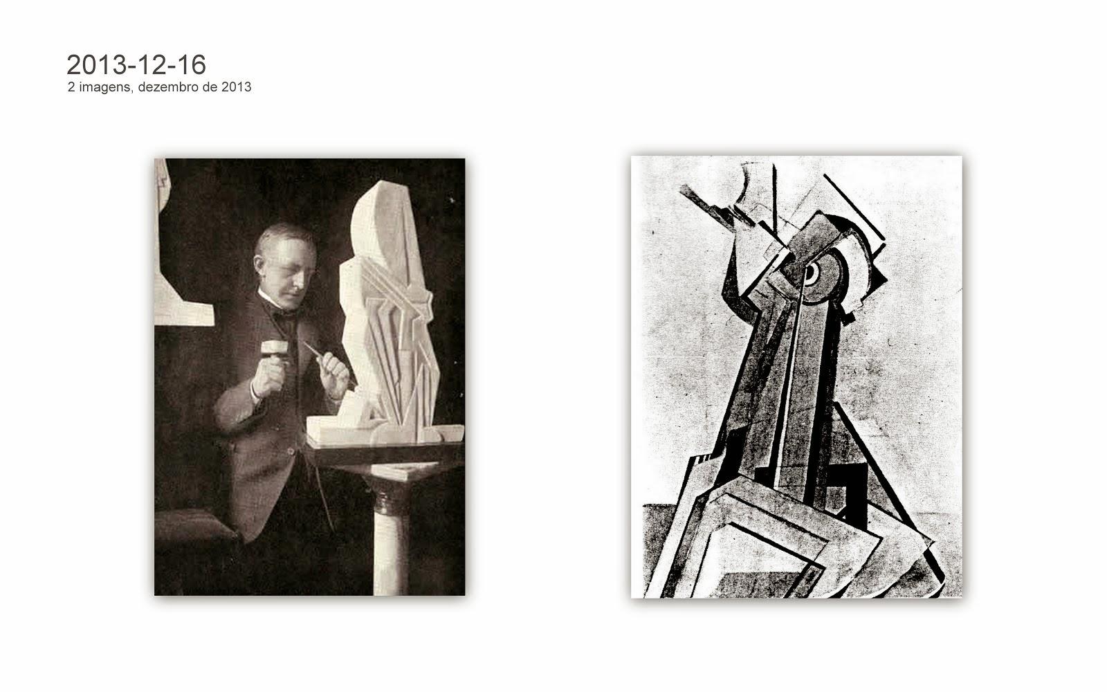 VORTICISMO OU VORTEX  INGLÊS, 1914-1917.