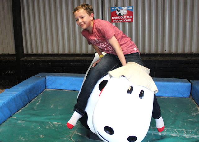 Party venues for children in Lincoln - Rand Farm