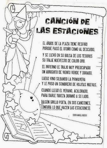 Tu aula pt las estaciones for Cancion de bienvenida al jardin
