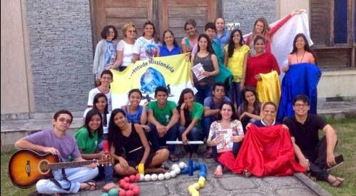Juventude Missionária do Rio Grande do Norte promove formação sobre a Identidade Missionária