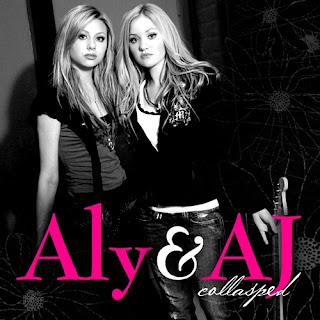Aly & AJ - Collasped Lyrics