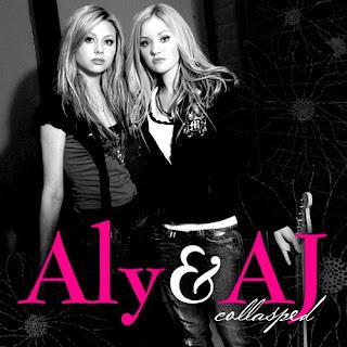 Aly & AJ - Collasped Lyrics